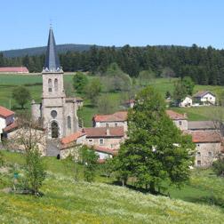 Village de Saint-Julien-Molhesabate