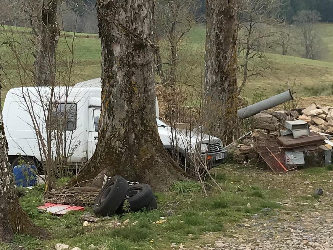 Enlèvement des ferrailles à Saint Julien Molhesabate